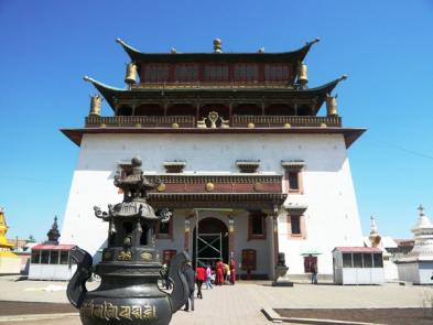 Gandan Klooster
